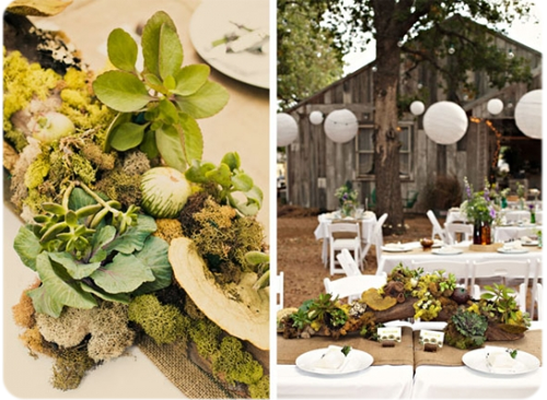 Botanic Wedding per Sposi Green